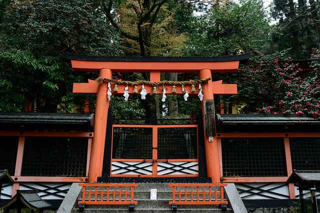 Shrine in Temple