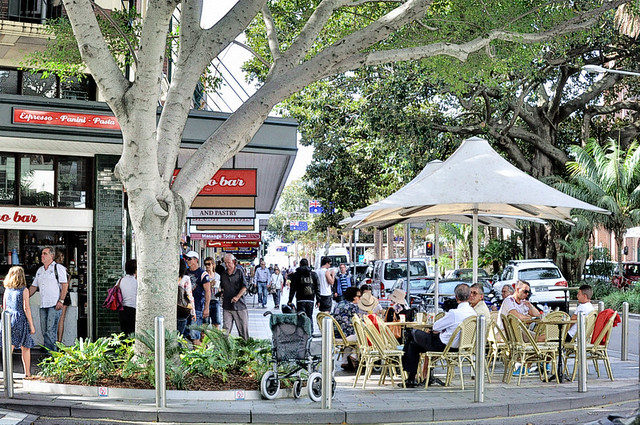 One Day in Manly: Cafes