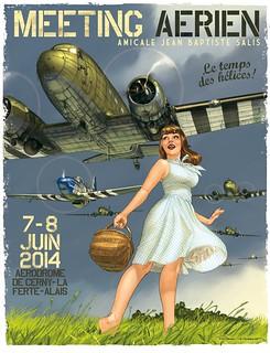 Meeting aérien de la Ferté-Alais : 7-8 juin 2014