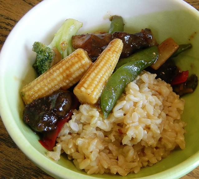 Mongolian Beef Stir Fry