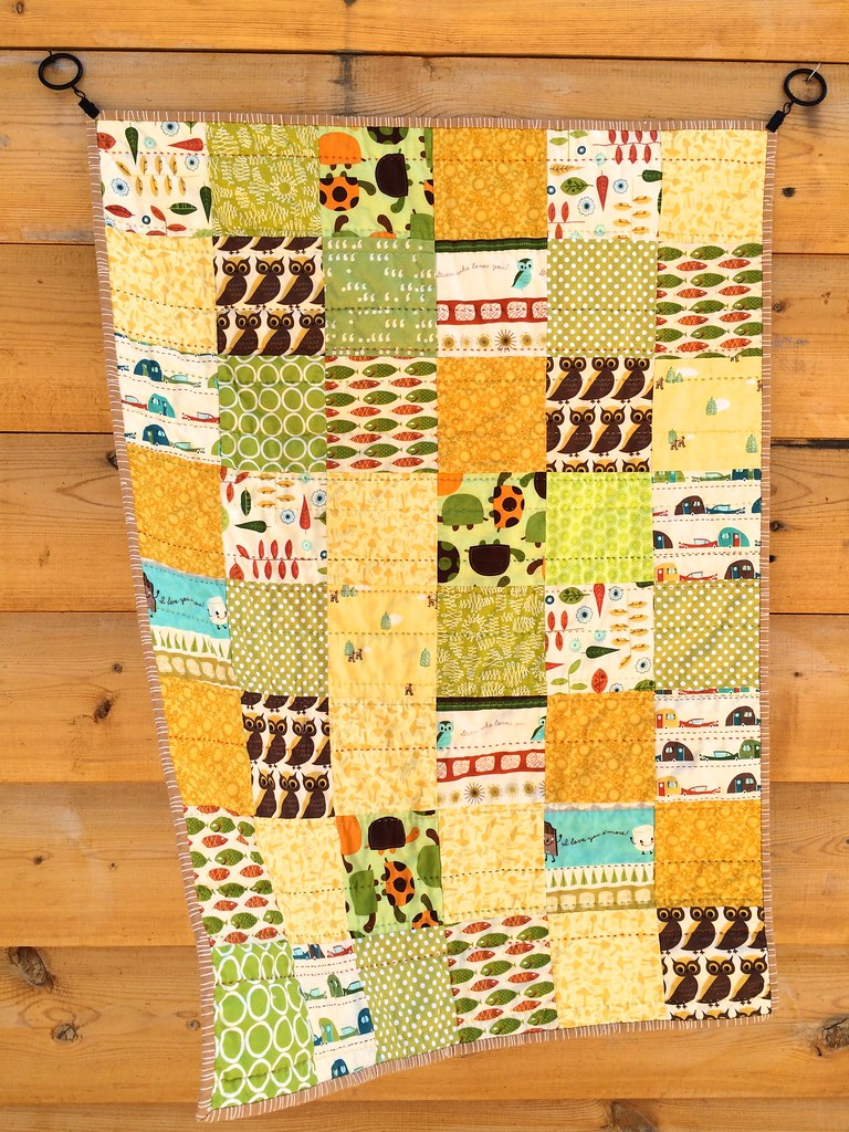 S'More Love Baby Quilt