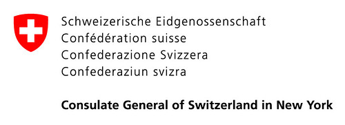 Offical Logo of the Consulate General of Switzerland in New York
