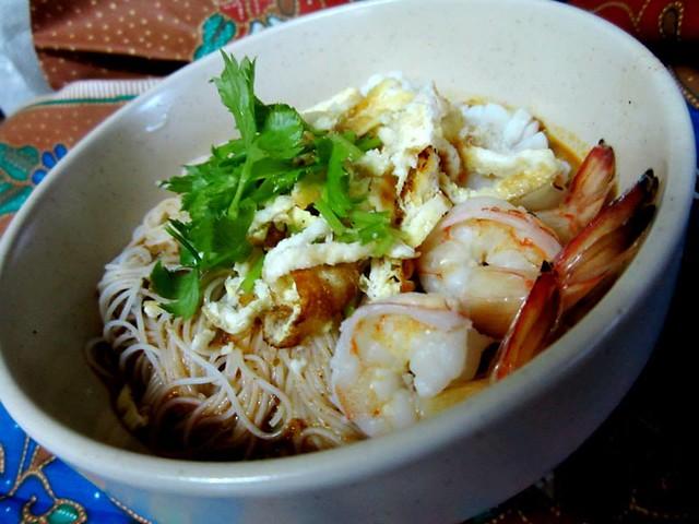 Lee Fah Sarawak white laksa 2