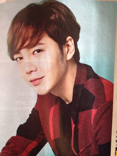 [Pics-1] JKS in Japanese magazines or websites for 'Beautiful Man (Bel Ami)' promotion 14143076030_8d107c065e_z