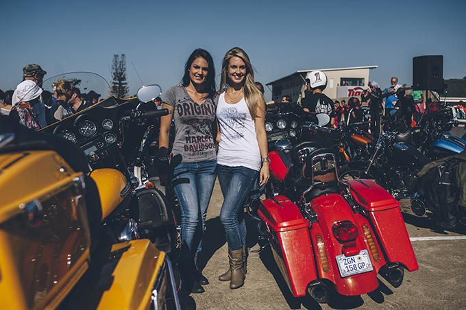 Harley Davidson Desmond Louw South Africa 0518