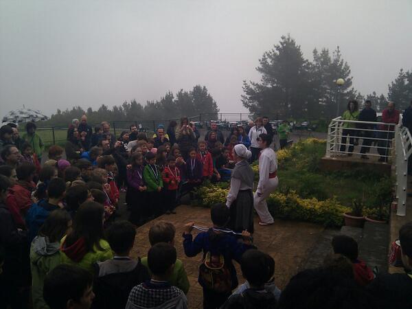 finalista eguna-agurra
