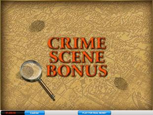 Sherlock Mystery Crime Scene Bonus