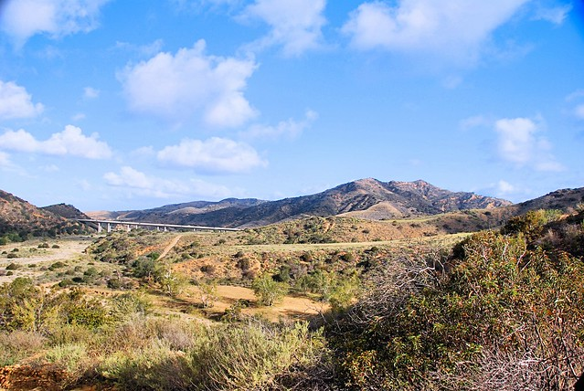 Landscape with Toll Road