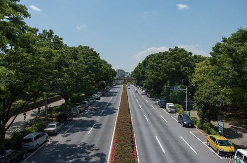 【35日目】横浜停滞東京観光(神奈川-東京)