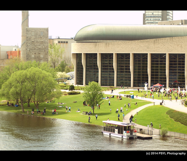 Norway Day Family Picnic at Canadian Museum of History