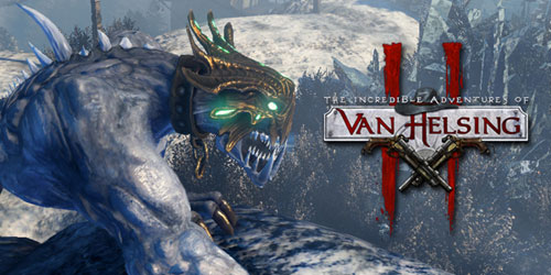 The Incredible Adventures of Van Helsing II - Tower Defense