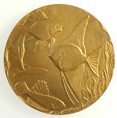 Fish medal