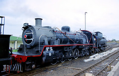 Transnet Heritage Class 24 3668