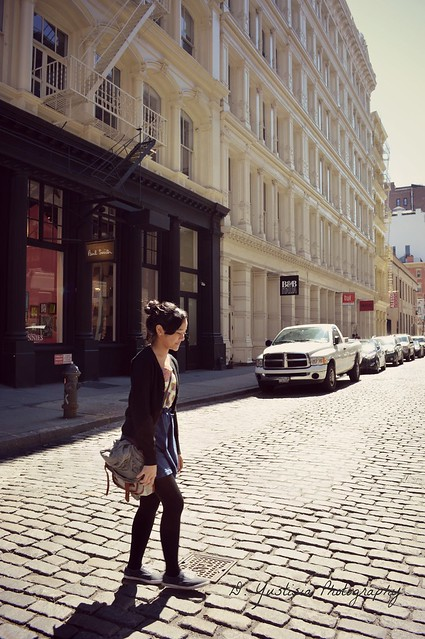 A Girl in Soho