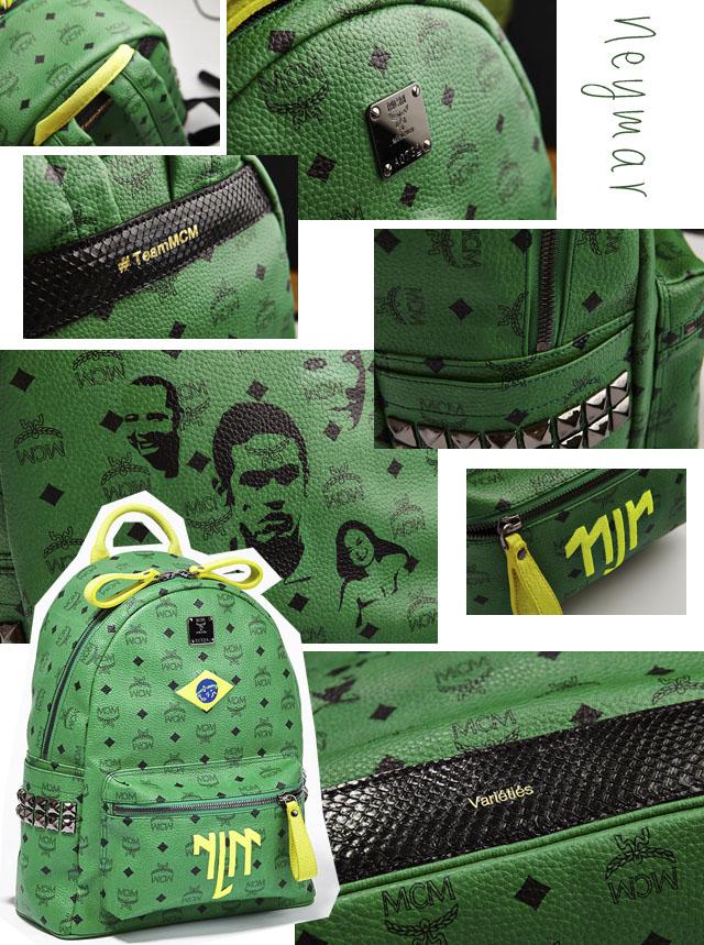 mcm neymar collage