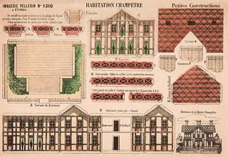 """""""Habitations Champêtre"""" offert par Gérard"""