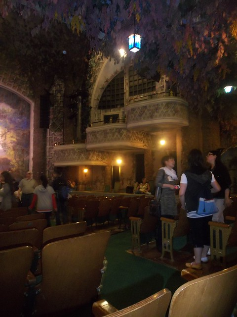Inside the Winter Garden Theatre (2)