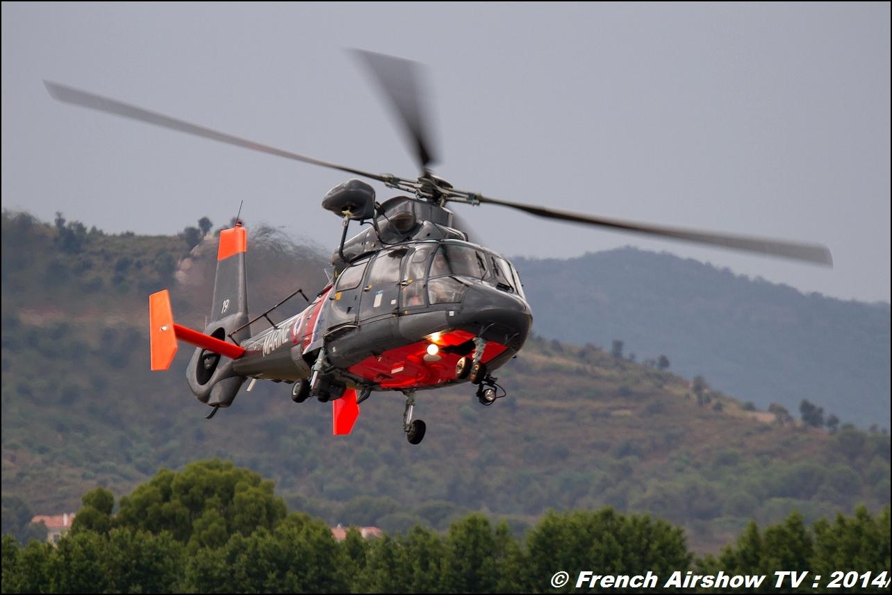 NH-90 Caiman, SA-365 Dauphin,AS-565 Panther, Lynx Marine JPO BAN Hyères 2014