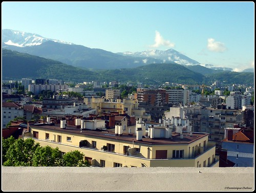 Grenoble from life of Stendhal