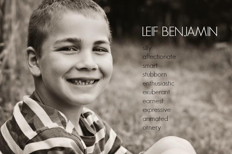 Leif Benjamin