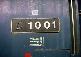 An Old Favourite Remembered - D1001