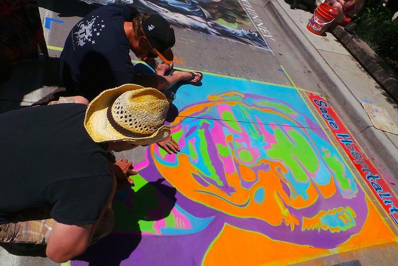 Chalk Art Festival - 29