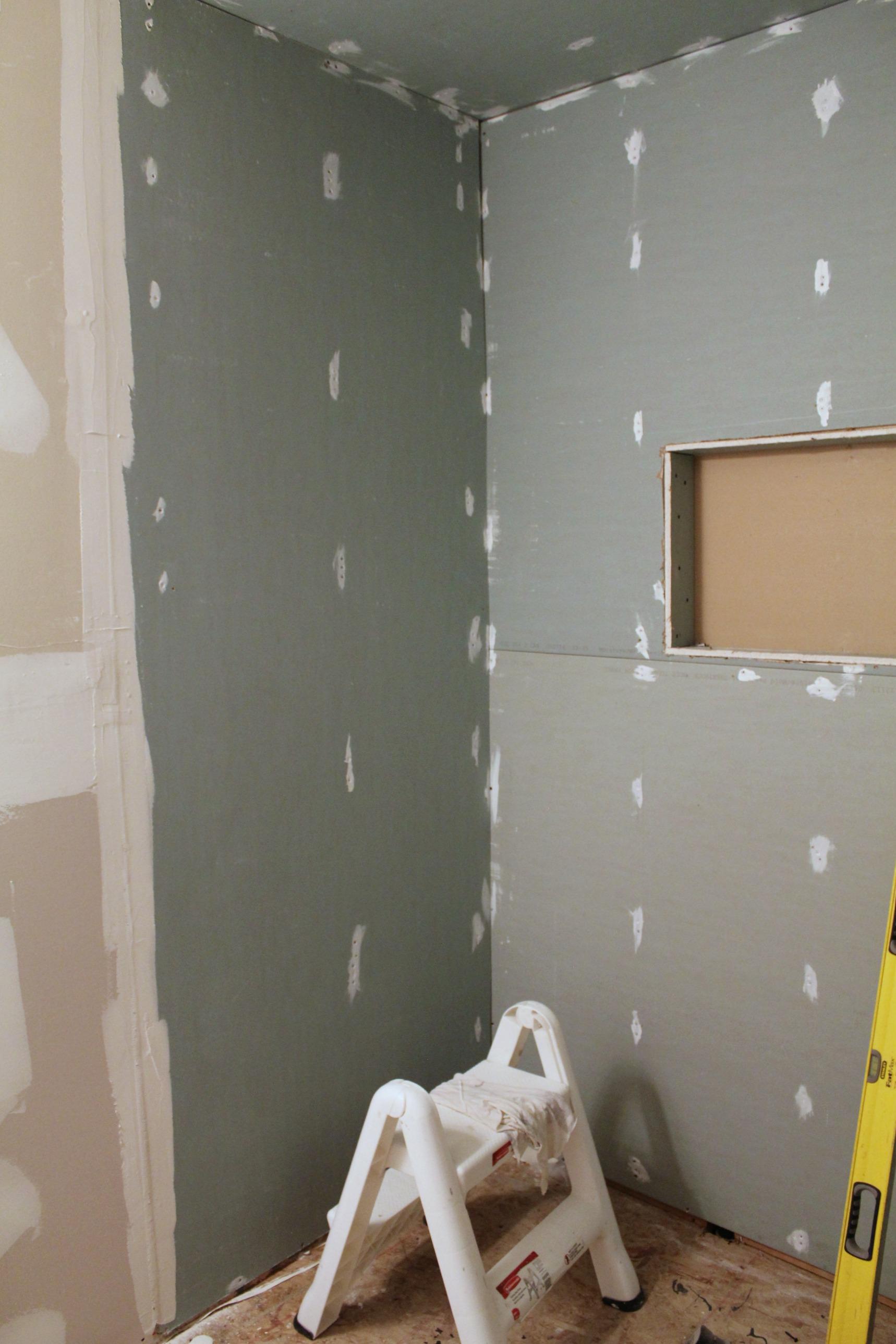 shower backer board