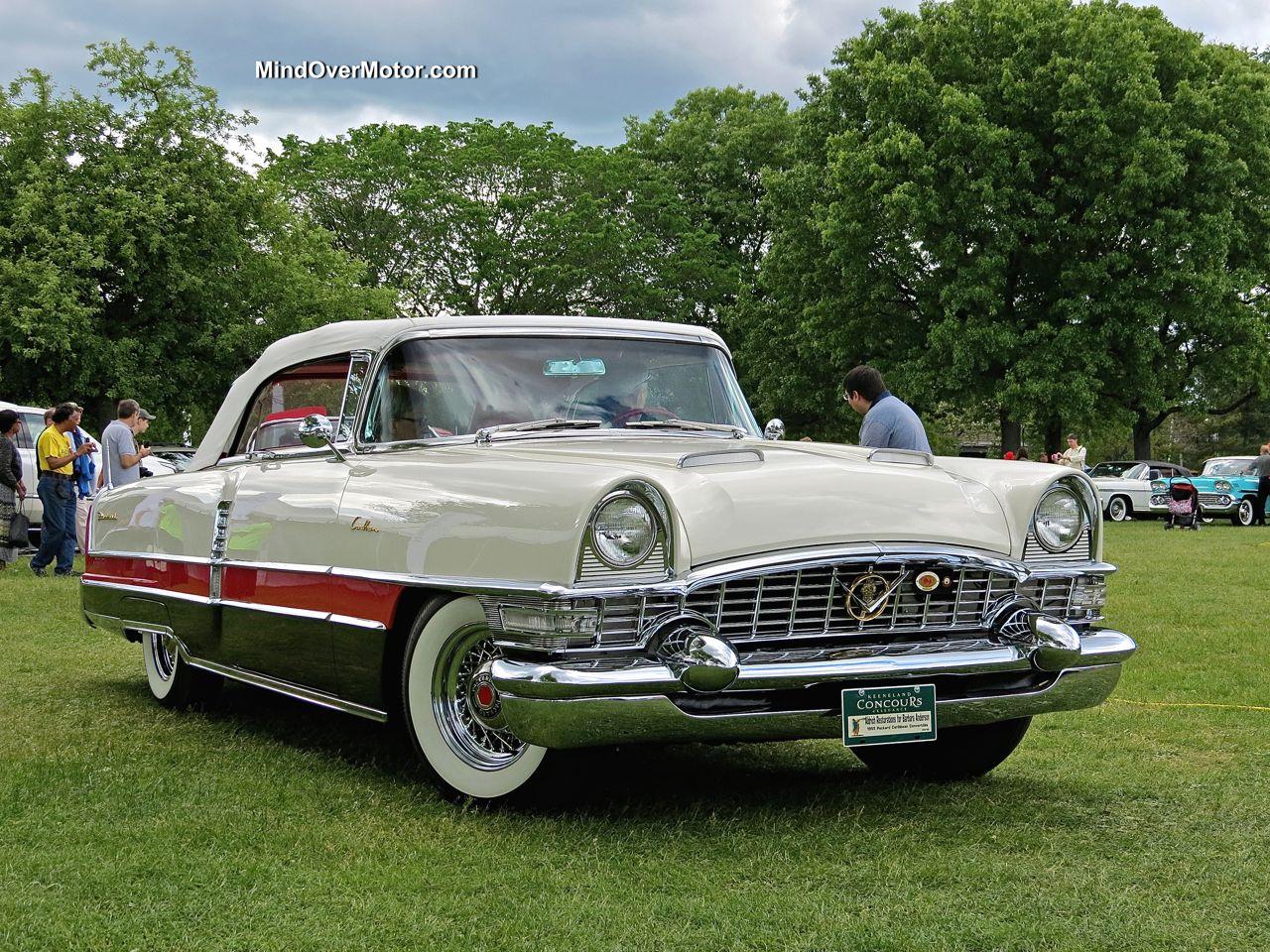 1950s Packard Caribbean