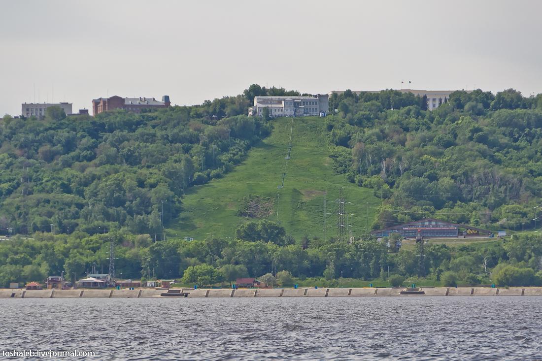 Куйбышевское водохранилище-40