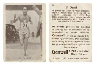 Boughera El Ouafi (1898 - 1959)