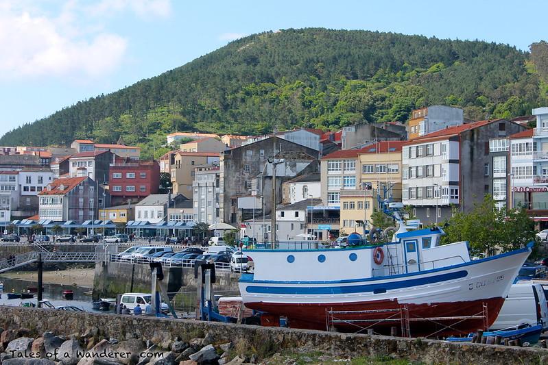 FISTERRA - Porto pesqueiro