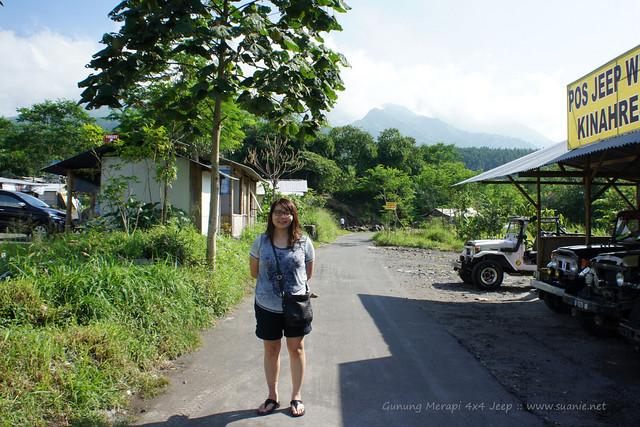 Yogyakarta - Gunung Merapi 4x4 Jeep tour - Suanie