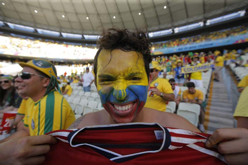 (44)BRASIL-FORTALEZA-MUNDIAL 2014-BRASIL VS COLOMBIA