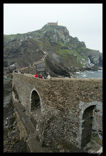 Puente de San Juan de Gaztelugatxe
