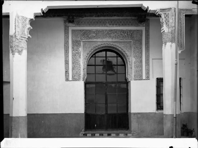 Casa del Conde Esteban a comienzos del siglo XX. Fotografía de J. Lacoste © MECD, Fototeca del IPCE, signatura VN-22553_P