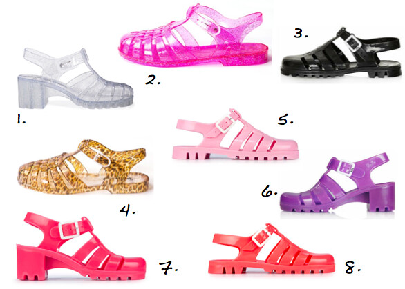 CollageJellyShoes