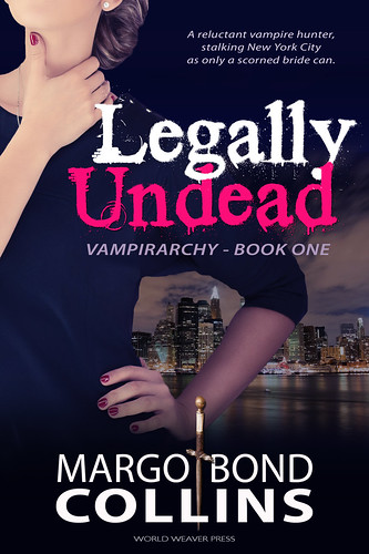 LEGALLY UNDEAD cover