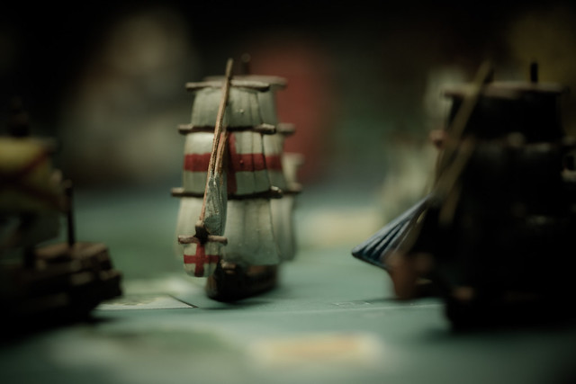 Naval Ships from Merchants & Marauders