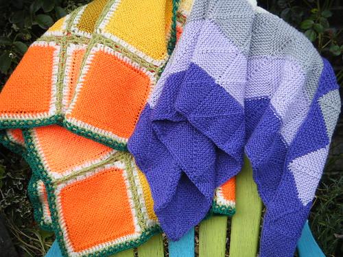 marilyn blanket and shawl