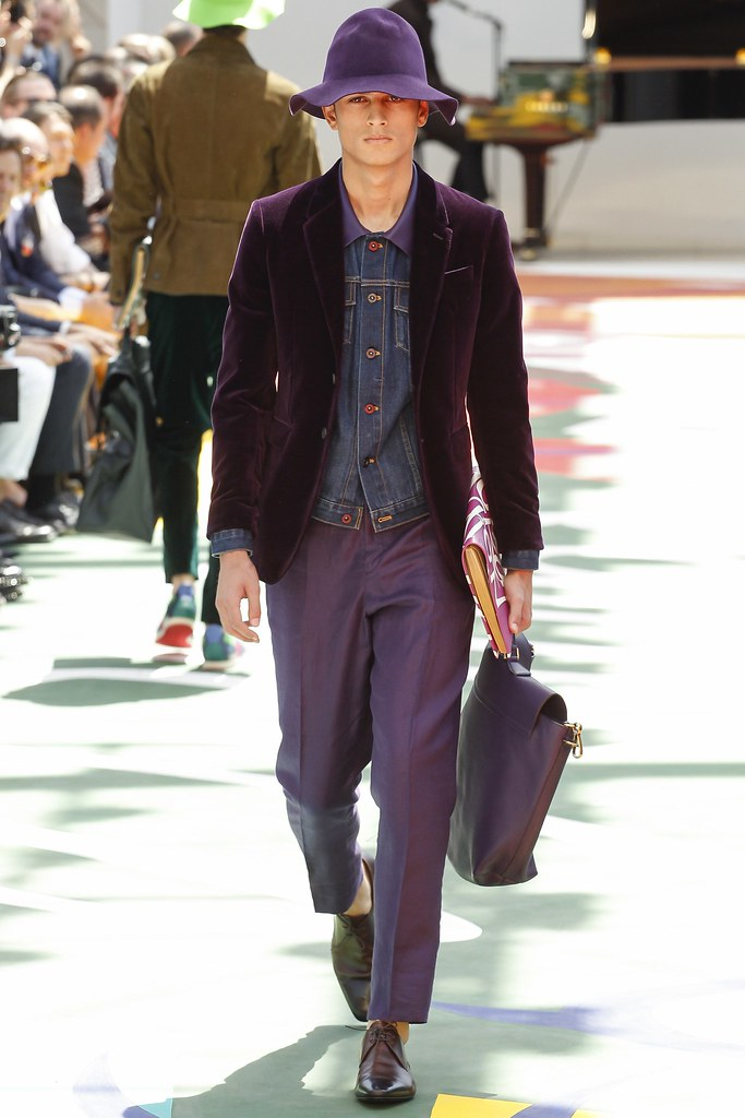 SS15 London Burberry Prorsum003_Tarun Nijjer(VOGUE)