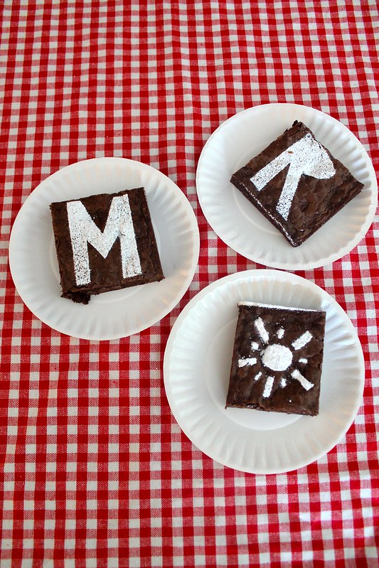 favorite brownies for summer