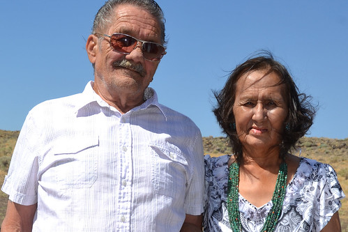 George and Nona Schuler, Arizona Rural Development's Homeownership Family of the Year.