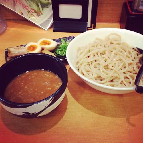 つけ麺ラーメン 春樹 つけ麺スペシャル550g