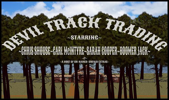 Devil Track Trading Banner ©2014 Jack Boardman