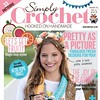 Grab a copy of Simply Crochet Issue 19 to make your own amiguruMEI butterfly girl! (I named her Cho-Cho -- 蝶 means butterfly in Japanese)
