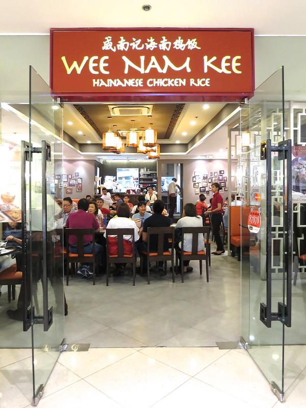 Wee Nam Kee at Shangri-La