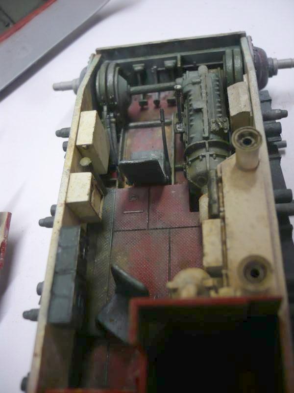 Pz.kpfw.II Ausf.F Kit N°6263 - DRAGON - 1/35 14510854327_b7f27702d5_o