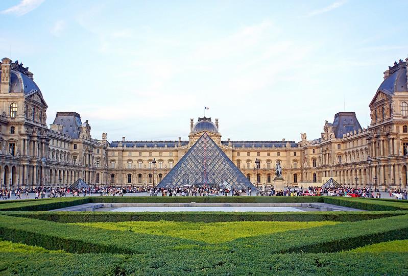 France-000192 - Louvre Museum