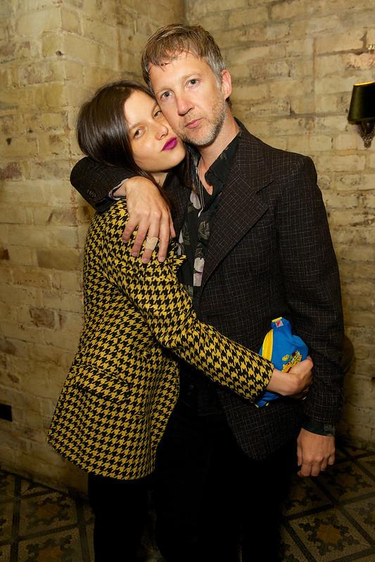 Jefferson Hack and Tatiana Cotliar