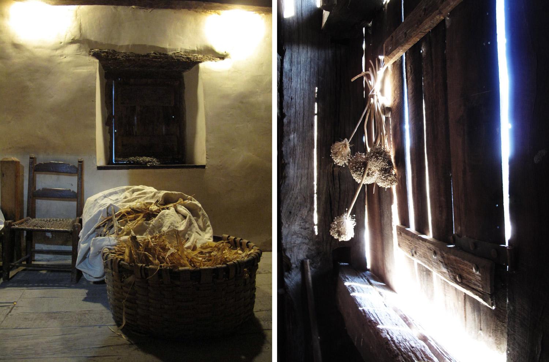 caserio igartubeiti_ampliacion maiz_frontis madera_secado